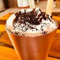 Amazing frappuccinos!