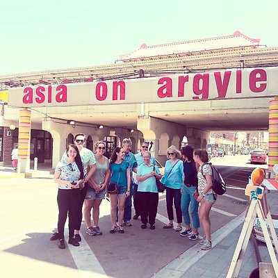 Argyle Street is the heart of Chicago's SE Asian community