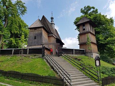 kościół w Racławicach