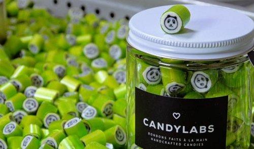 famous viral video panda candies
