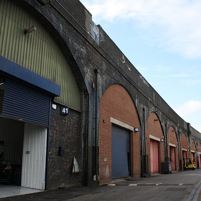 Arch 41 Exterior View at the London Stone Business Estate