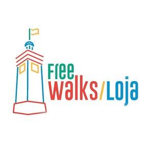 Logotipo oficial de Free Walks Loja