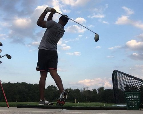 Top rated driving range in Maryland | Laurel Golf Center