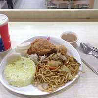 Fried Chicken Lauriat Meal