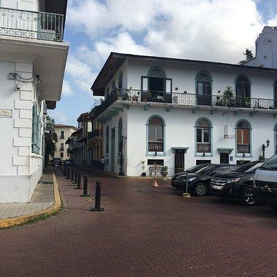Panama antigua, hermosa y muy bien restaurada