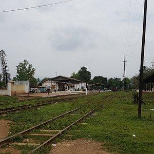 Lashio main train station