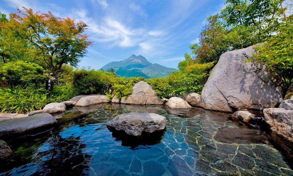 大浴場露天・望岳の湯