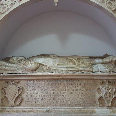 Anonello Gagini, monumento funebre a G.Rosso