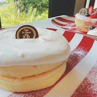 Simplest is the best -- Plain pancake