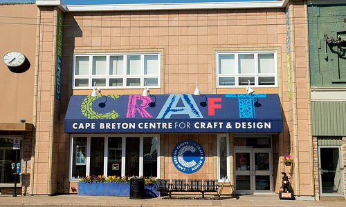 Street view of Cape Breton Centre for Craft & Design