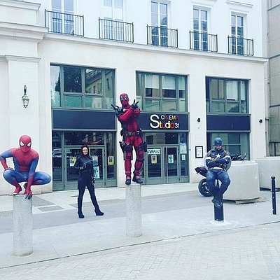 Avengers @ Studio 31