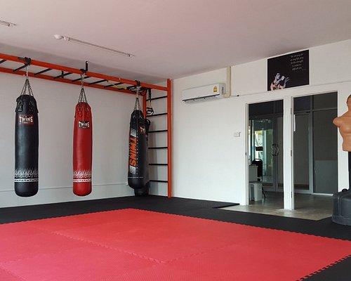 Training Floor
