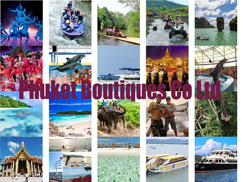 Phuket Boutiques presents the most exciting Tours in Phuket, Krabi & Bangkok at best rates.Book