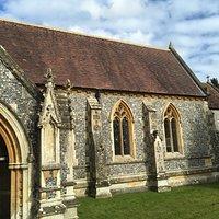 St Gregory's Church Welford Park, Newbury UK