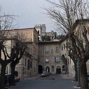 Piazza del Vescovado