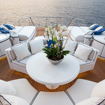 Welcome Aboard One of Our Yachts