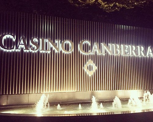 Welcome to Casino Canberra