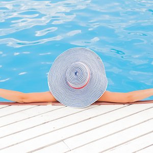 Infinity Pool, Pandawa Beach Club