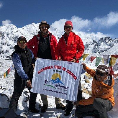 Sikkim Goechala Trekking