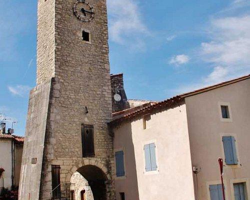 La tour de l'horloge - 07210 Baix