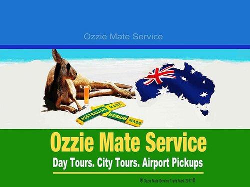 Melbourne's most popular bus tour Ozzie Mate Service