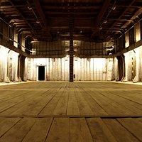 Außergewöhnlicher Veranstaltungsraum - die Luke II im Bauch der BLEICHEN