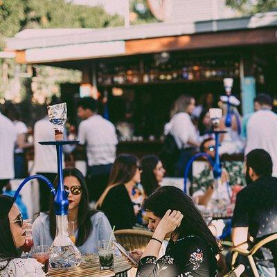 Manhattan River Bar Sevilla