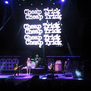 Cheap Trick Concert, The Grand Theatre, Reno, Nevada