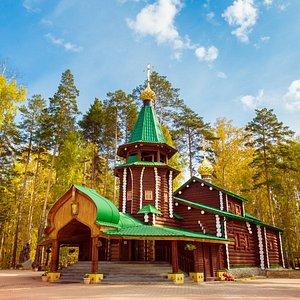 Царский храм
