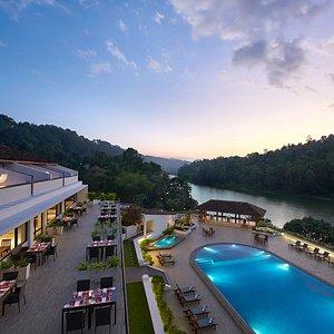Panorama Restaurant- Terrace Dining