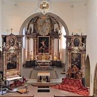 Eglise Saint Sebastien