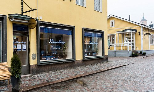 Our shop in Old Porvoo