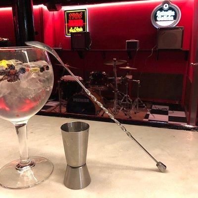 Pide el cocktail que desees