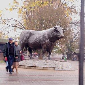 Plaza de armas de Osorno