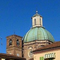 cupola della chiesa Spirito Santo