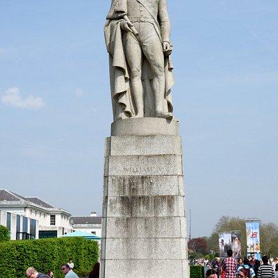 King William IV statue, Greenwich Park