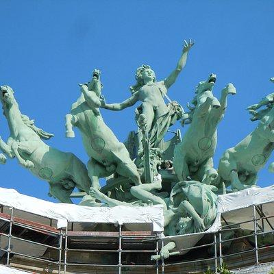La sculpture monumentale