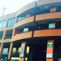 Frente del Centro Comercial