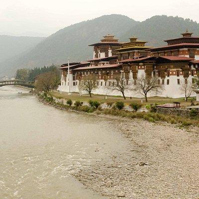 Punakha - The Palace of Great Bliss