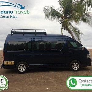 Baltodano Travels - Transportation, Jaco Costa Rica