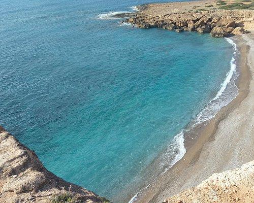 """Noch ein Geheimtipp, der wunderschöne White River Beach, zufinden Nähe Villa """"Summer Breeze"""", buchbar unter www.oototo-cyprus.com"""