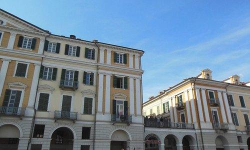 Esterno dell'appartamento Duccio Galimberti