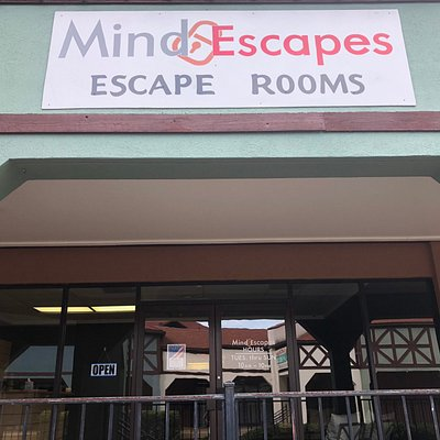 MindEscapes Helen Ga. offers two exciting rooms for your entertainment!