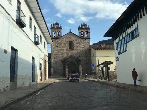 Small Church on The Way to Plaza Armas