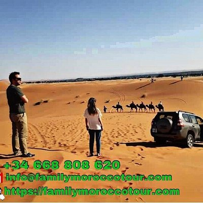 Family Morocco Tour