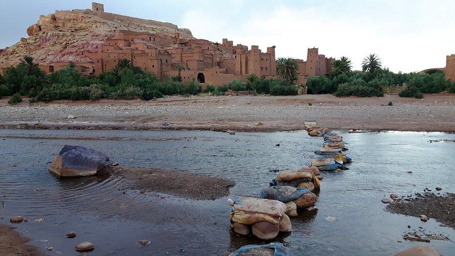 le pont berbere pour