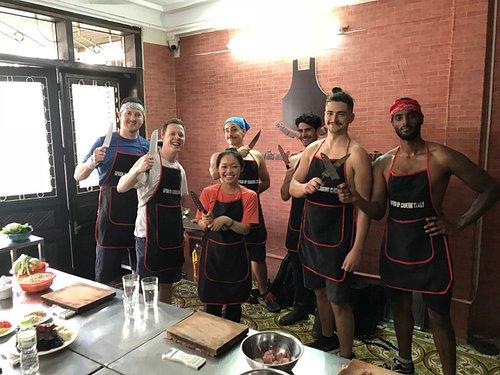 Hanoi Apron Up Cooking
