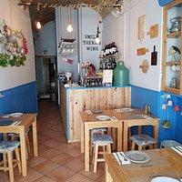 Interior/dining area