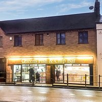 Award Winning Droitwich Chip Shop