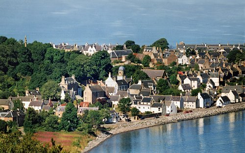 Cromarty town
